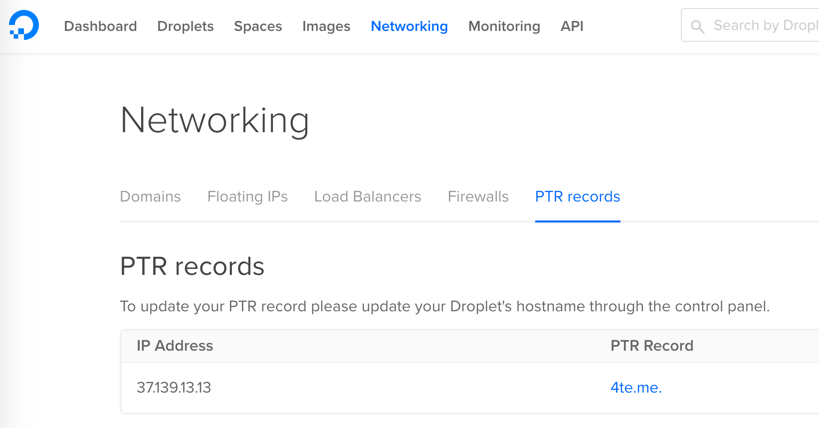 Запускаем Postfix в Docker-контейнере и настраиваем PTR, SPF